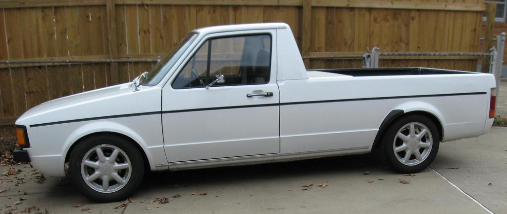 Another VdubCaddy 1982 Volkswagen Caddy post... - 12300466