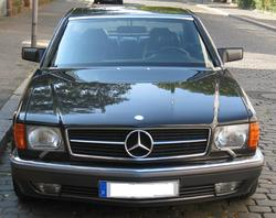 speedfreak351 1988 Mercedes-Benz S-Class