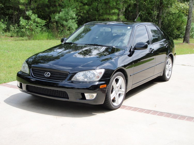 StrtRcrQTinSC 2002 Lexus IS 12353777