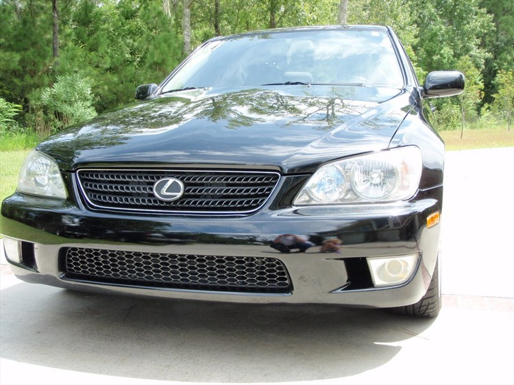 StrtRcrQTinSC 2002 Lexus IS 12353778