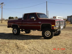 3198403 1985 Chevrolet C/K Pick-Up