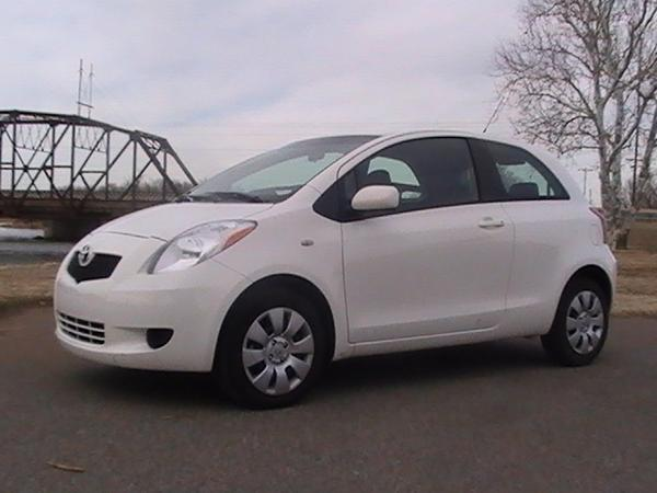 Another Prohibit 2007 Toyota Yaris post... - 12302490