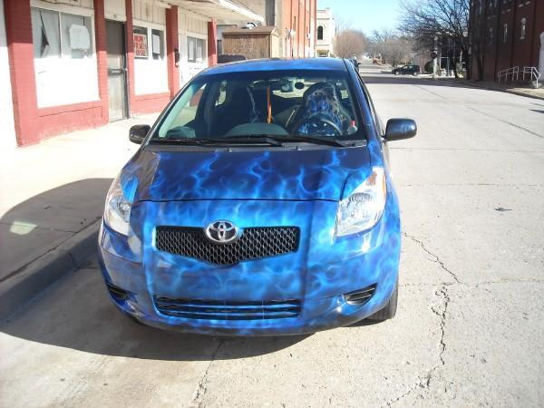 Another Prohibit 2007 Toyota Yaris post... - 12302497