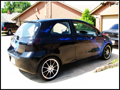 Another Prohibit 2007 Toyota Yaris post... - 12302529