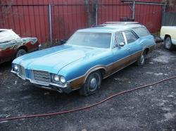 4gear 1971 Oldsmobile Vista Cruiser