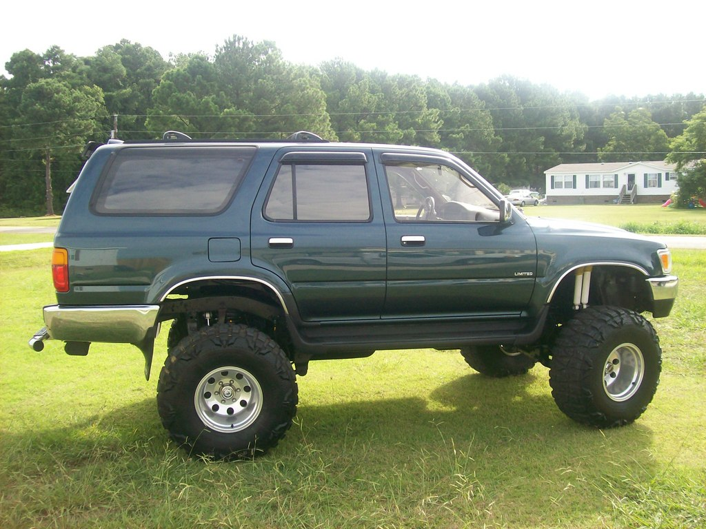Beachburban 1995 Toyota 4runner Specs Photos Modification Info At Cardomain