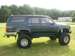 beachburbans 1995 Toyota 4Runner