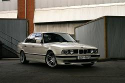 RVAE34s 1992 BMW 5 Series