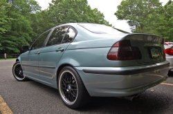 Ricknas 2002 BMW 3 Series