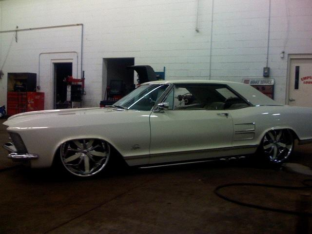 Another ROLLININMY63 1963 Buick Riviera post... - 12305569