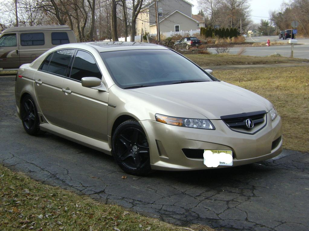 handsom hustla 39 s 2005 acura tl in im every where nj. Black Bedroom Furniture Sets. Home Design Ideas
