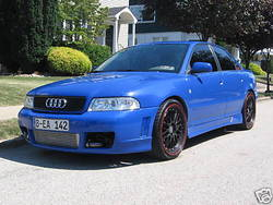 GeeA4Ts 1998 Audi A4
