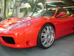 Importwheelss 2003 Ferrari 360 Modena