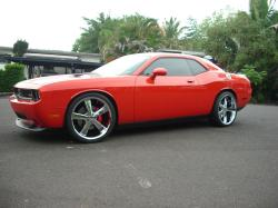 KONA4X4s 2008 Dodge Challenger