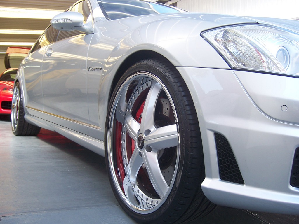 Another Importwheels 2007 Mercedes-Benz S-Class post... - 12308079