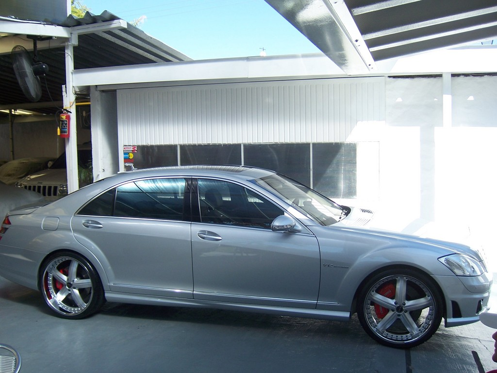 Another Importwheels 2007 Mercedes-Benz S-Class post... - 12308080