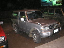 Pepon31 1998 Hyundai Galloper
