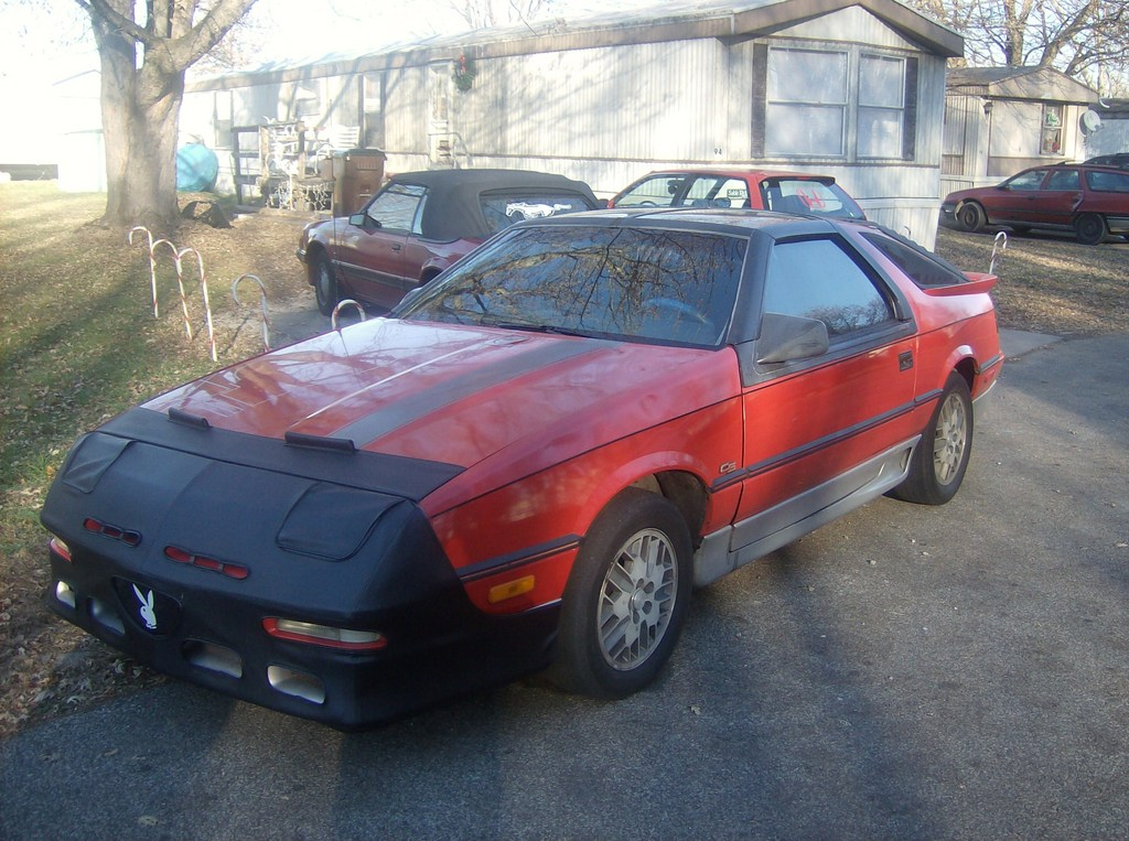 19876 1987 Dodge Daytona