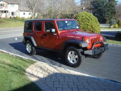 AdamIsAdams 2009 Jeep Wrangler