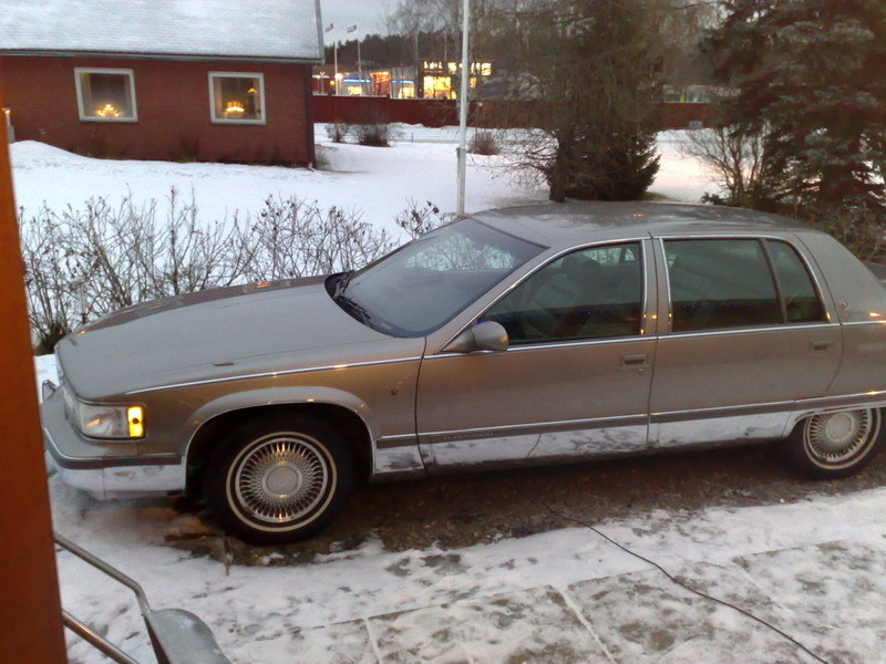 Another nyberg 1995 Cadillac Fleetwood post... - 12322912