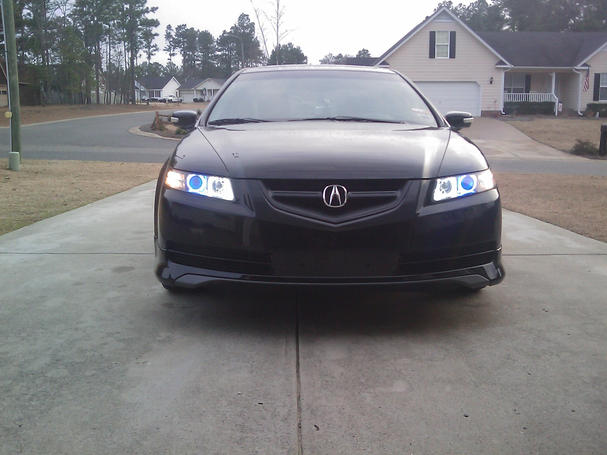 ACETL Acura TL Specs Photos Modification Info At CarDomain - 2004 acura tl front lip