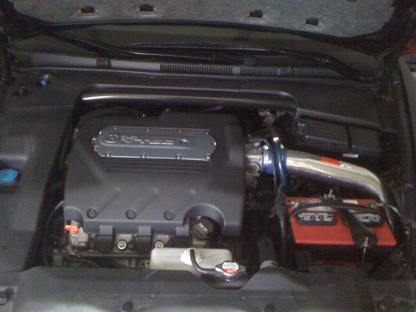 Another ACETL Acura TL Post By ACETL - 2006 acura tl intake