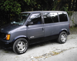 TheBadASStros 1987 Chevrolet Astro