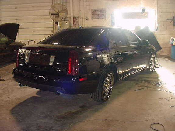 Another air_ridin 2006 Cadillac STS post... - 9479734