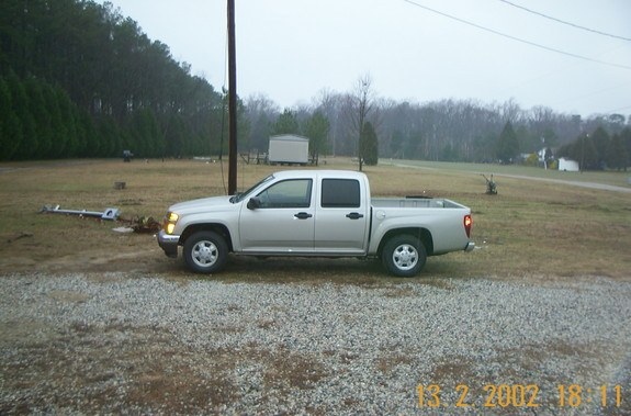 felipe010 39 s 2007 chevrolet colorado regular cab in hayes va. Black Bedroom Furniture Sets. Home Design Ideas