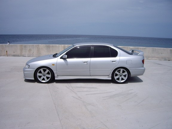 Another Cayman_Primera 1996 Nissan Primera post... - 9480517