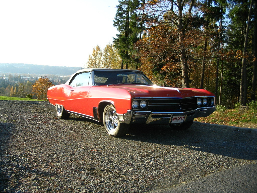 red67wildcat 1967 Buick Wildcat's Photo Gallery at CarDomain