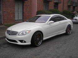 caddy0380s 2008 Mercedes-Benz CL-Class