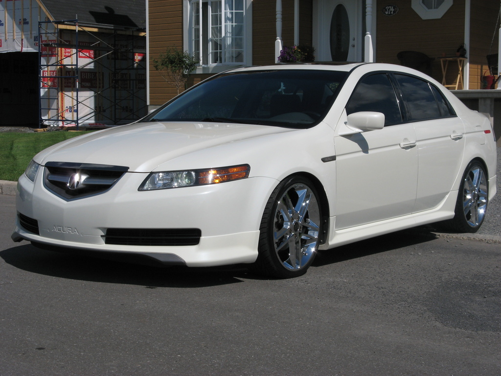 winshot 2005 acura tl specs photos modification info at. Black Bedroom Furniture Sets. Home Design Ideas