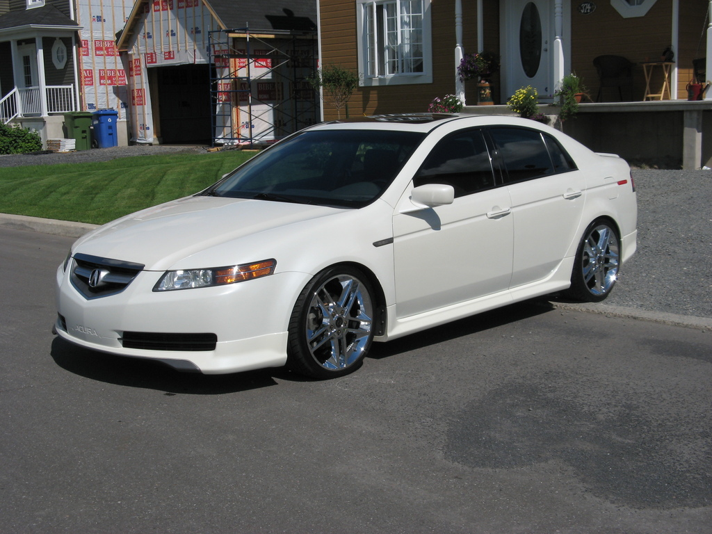 Winshot 2005 Acura Tl Specs  Photos  Modification Info At
