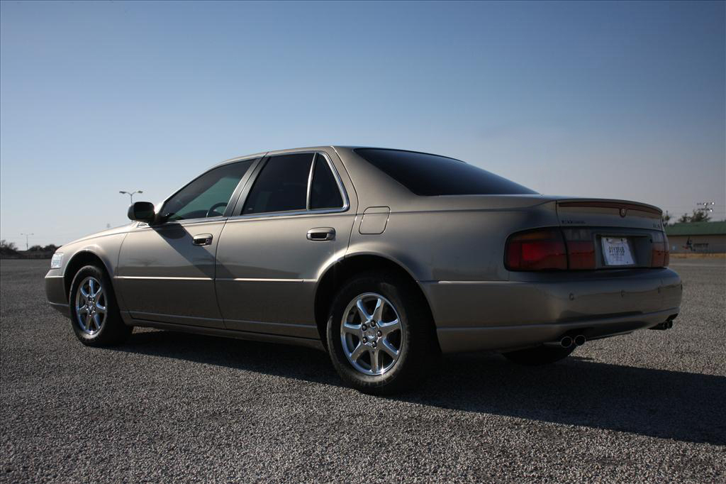 Another 1badgmc 2002 Cadillac Seville post... - 12314403