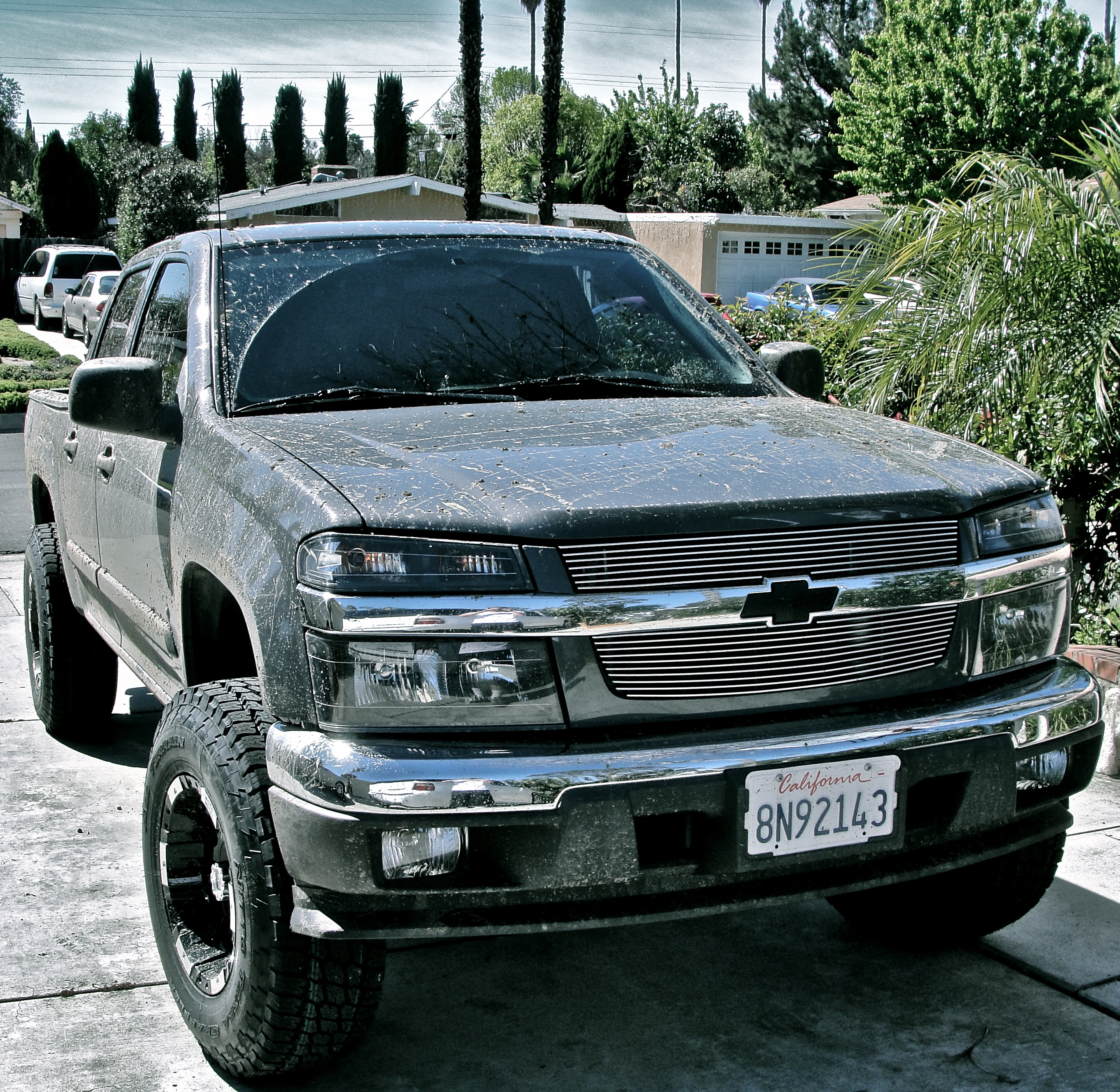 Edvalle 2008 Chevrolet Colorado Regular Cab Specs, Photos