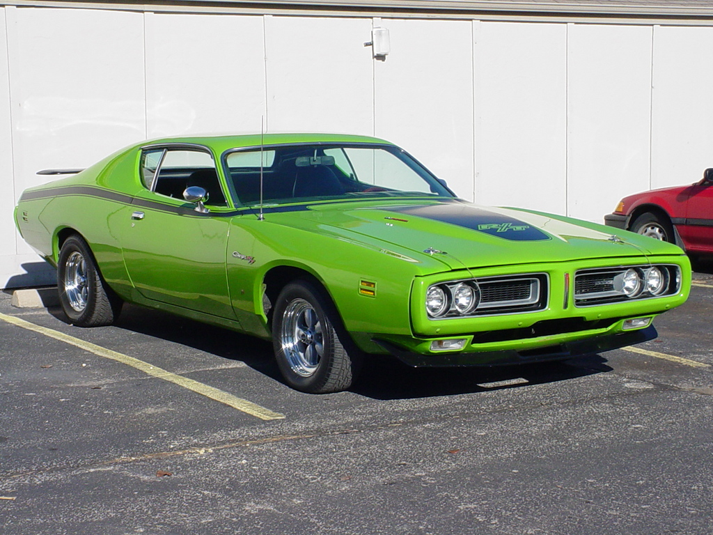 GreenGiant71 1971 Dodge Charger