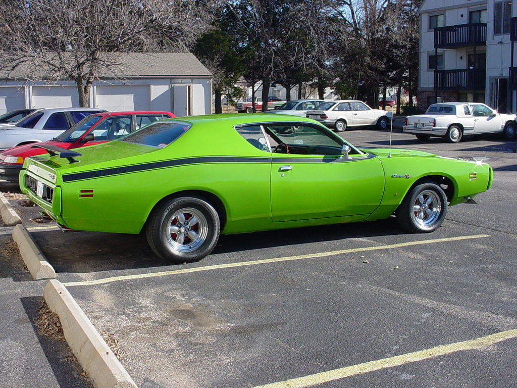 GreenGiant71 1971 Dodge Charger 12314707