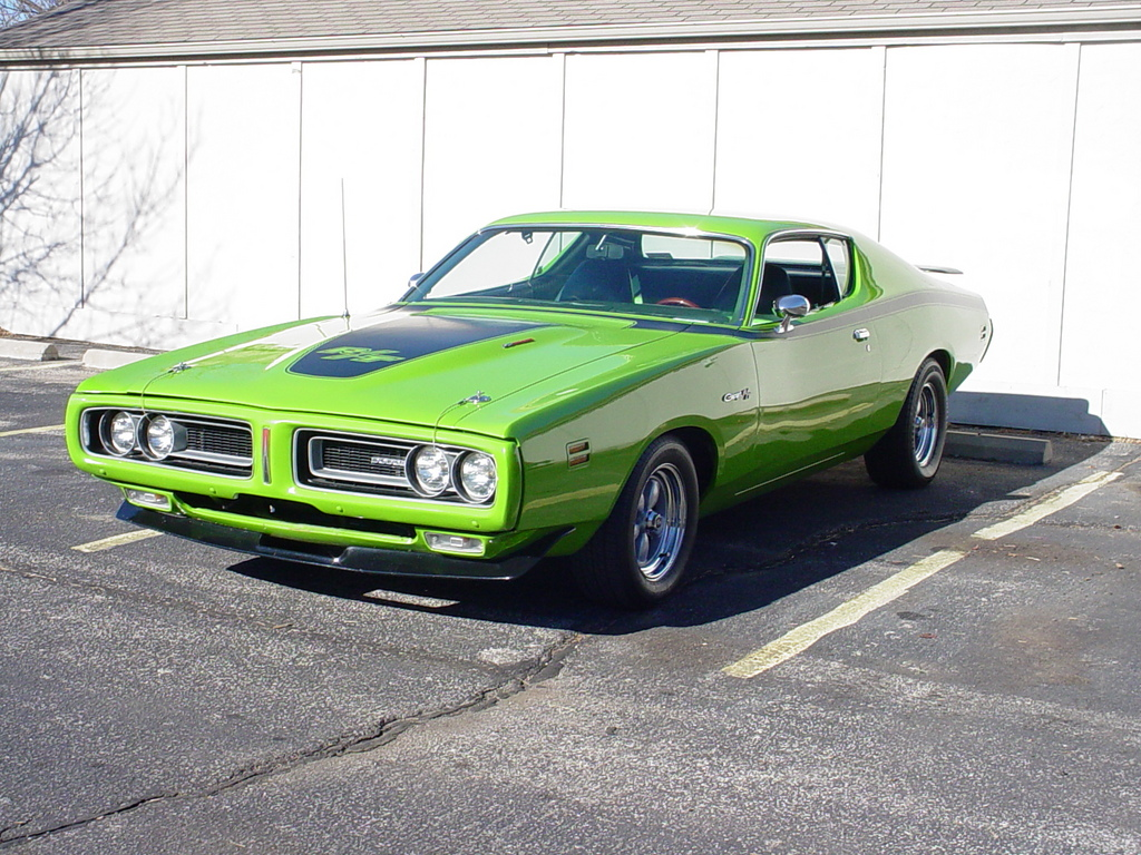 GreenGiant71 1971 Dodge Charger 12314708