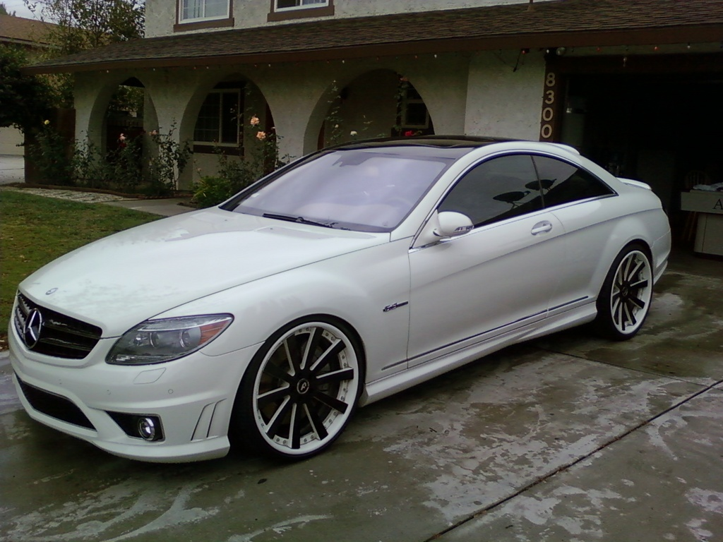 2008 mercedes benz coupe gallery