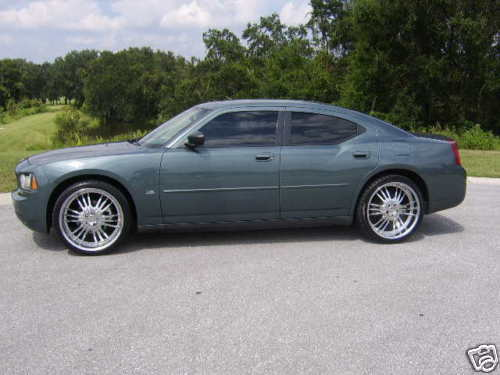 Ryanbensons 2006 Dodge Charger Specs Photos Modification Info At