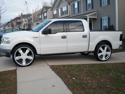 13candyman13s 2004 Ford F150 Regular Cab