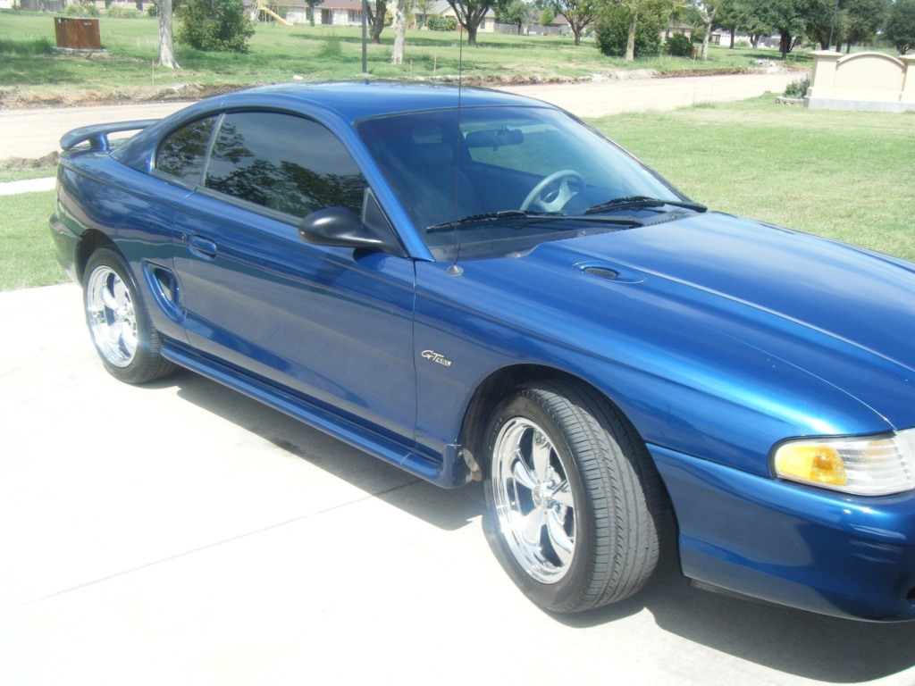 Ford 1998 ford mustang specs : big12 1998 Ford Mustang Specs, Photos, Modification Info at CarDomain