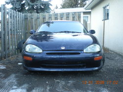 Newfiedans 1996 Mazda MX-3