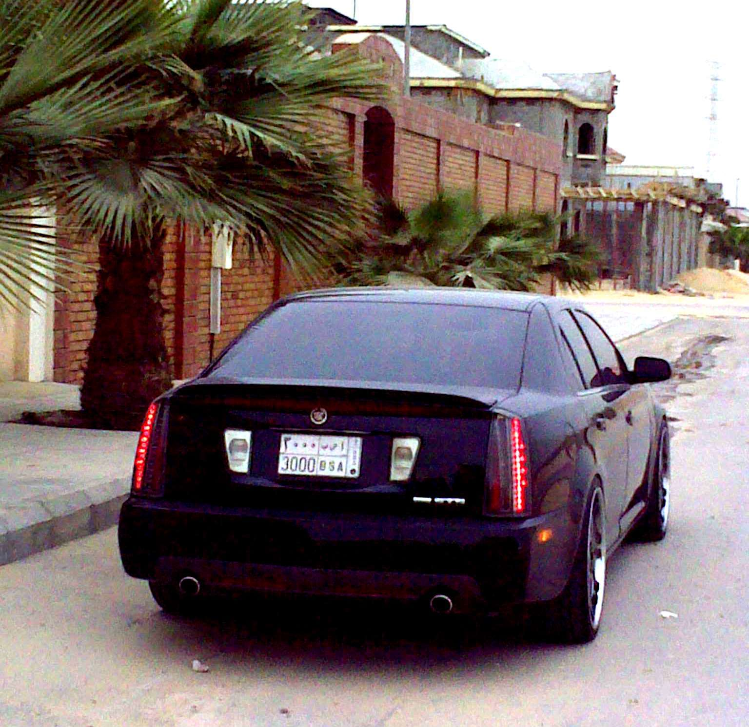 10047201262 2005 Cadillac STS Specs, Photos, Modification