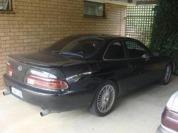 v8crown666 1994 Toyota Soarer