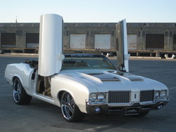 Keek1382s 1972 Oldsmobile Cutlass