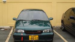 JDM_WARRIOR_1000s 1999 Toyota Tercel