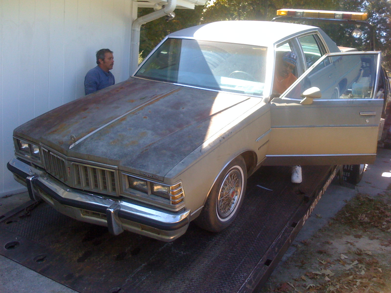 Another T-Will_09 1978 Pontiac Bonneville post... - 12736564