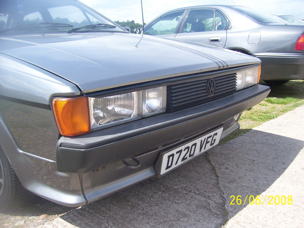 PaulCotton 1985 Volkswagen Scirocco Specs, Photos, Modification Info